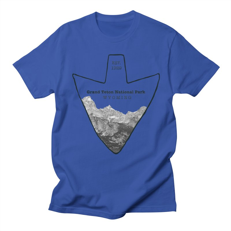 Grand Teton National Park Arrowhead Women's  by Of The Wild by Kimberly J Tilley