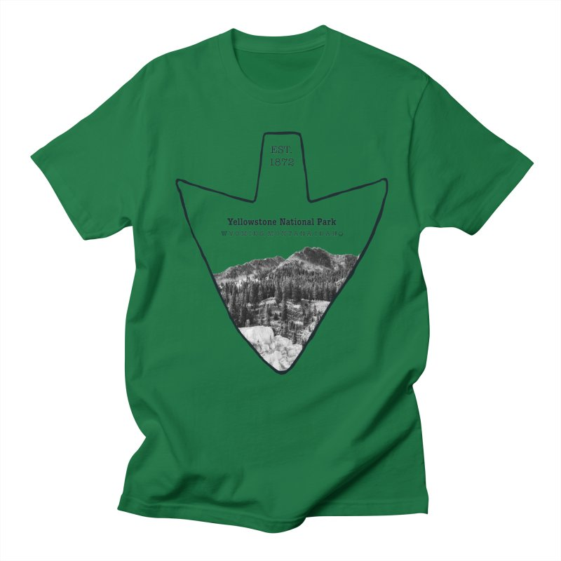 Yellowstone National Park Arrowhead Women's  by Of The Wild by Kimberly J Tilley