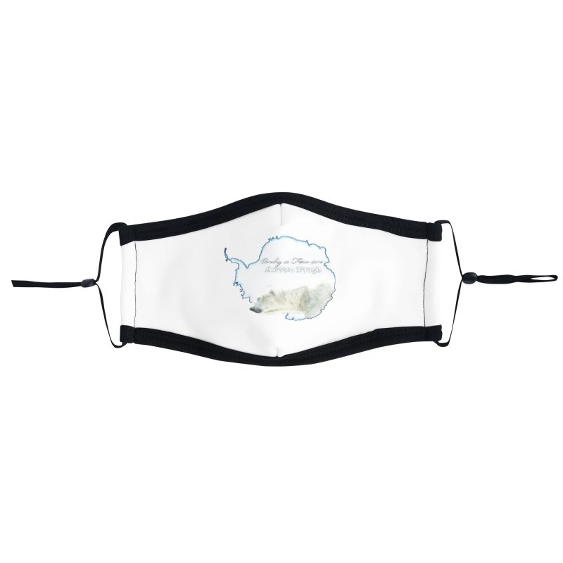 Arctic Tough Accessories Face Mask by Of The Wild by Kimberly J Tilley