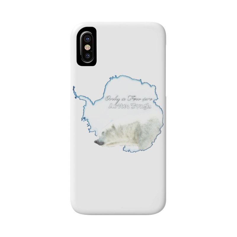Arctic Tough Accessories Phone Case by Of The Wild by Kimberly J Tilley