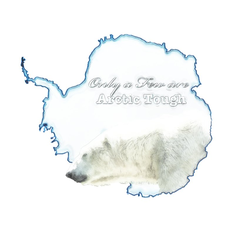 Arctic Tough Home Fine Art Print by Of The Wild by Kimberly J Tilley