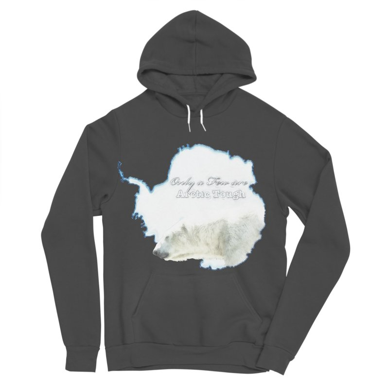 Arctic Tough Women's Sponge Fleece Pullover Hoody by Of The Wild by Kimberly J Tilley