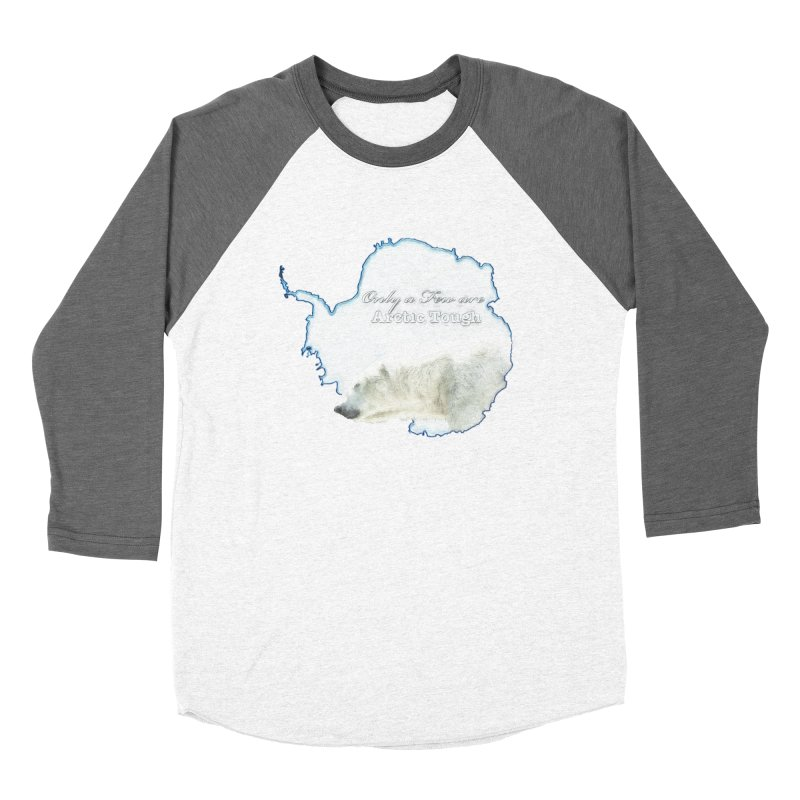 Arctic Tough Women's Longsleeve T-Shirt by Of The Wild by Kimberly J Tilley