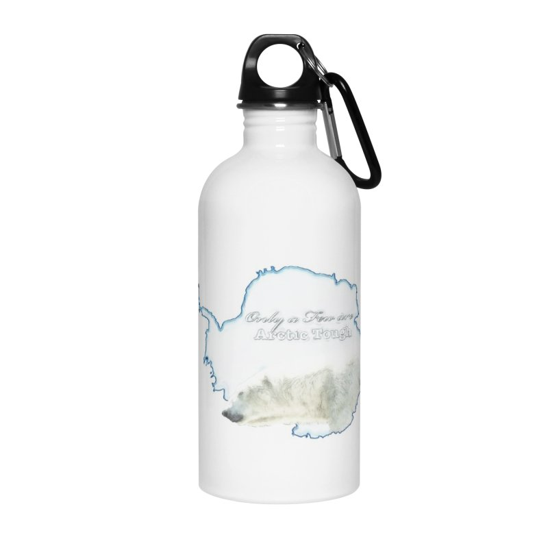 Arctic Tough Accessories Water Bottle by Of The Wild by Kimberly J Tilley