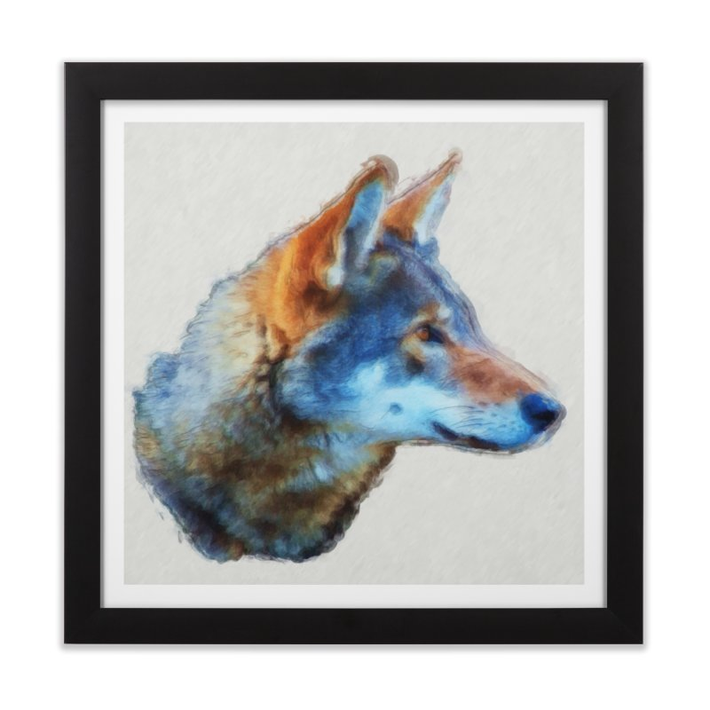 Knowing Home Framed Fine Art Print by Of The Wild by Kimberly J Tilley