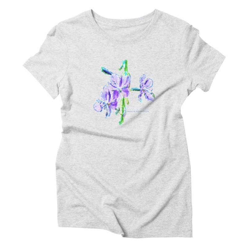 Fireweed Women's T-Shirt by Of The Wild by Kimberly J Tilley