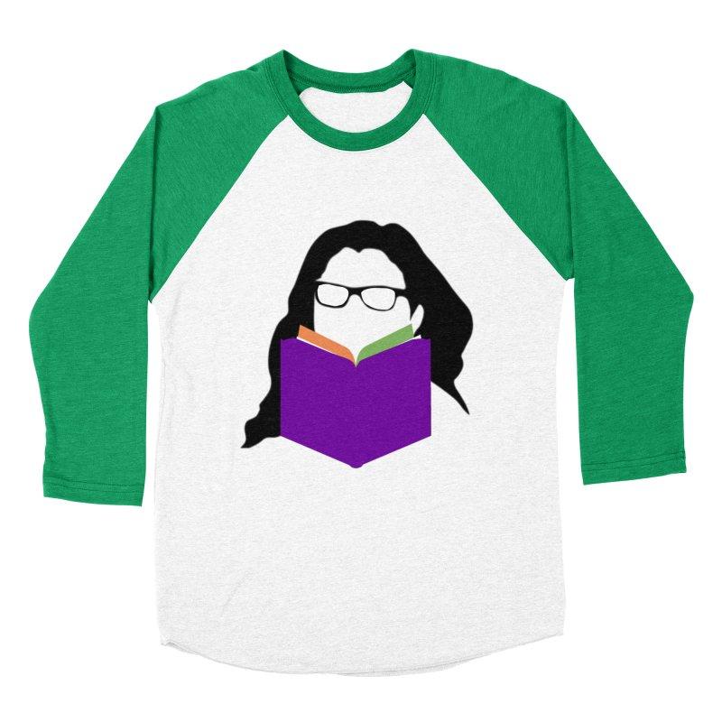 Kim B Musing - Bookworm Men's Longsleeve T-Shirt by Kim B Musing's Artist Shop