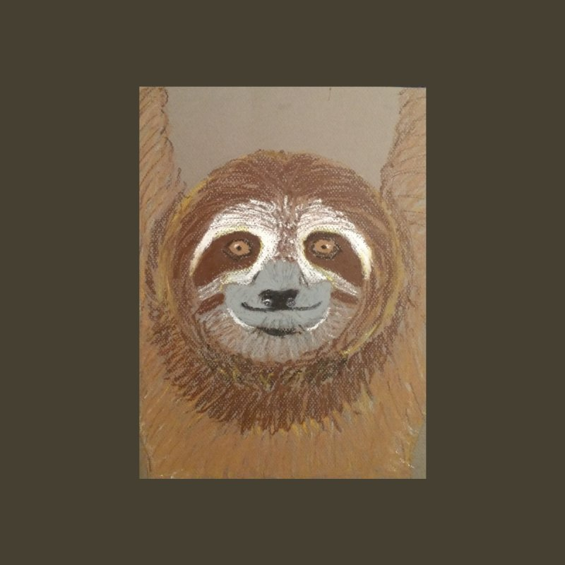 Happy Sloth by Whimsical Wildlife Wares