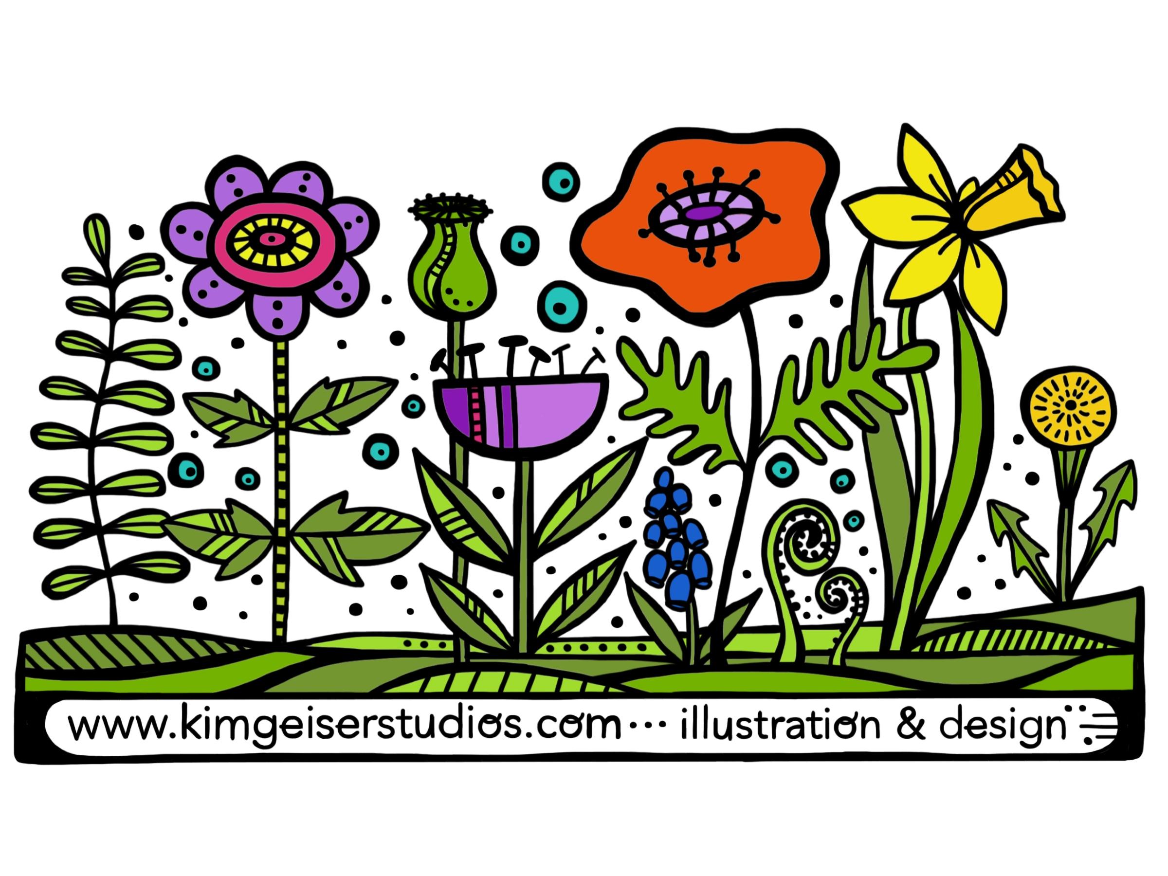 kimgeiserstudios's Artist Shop Logo