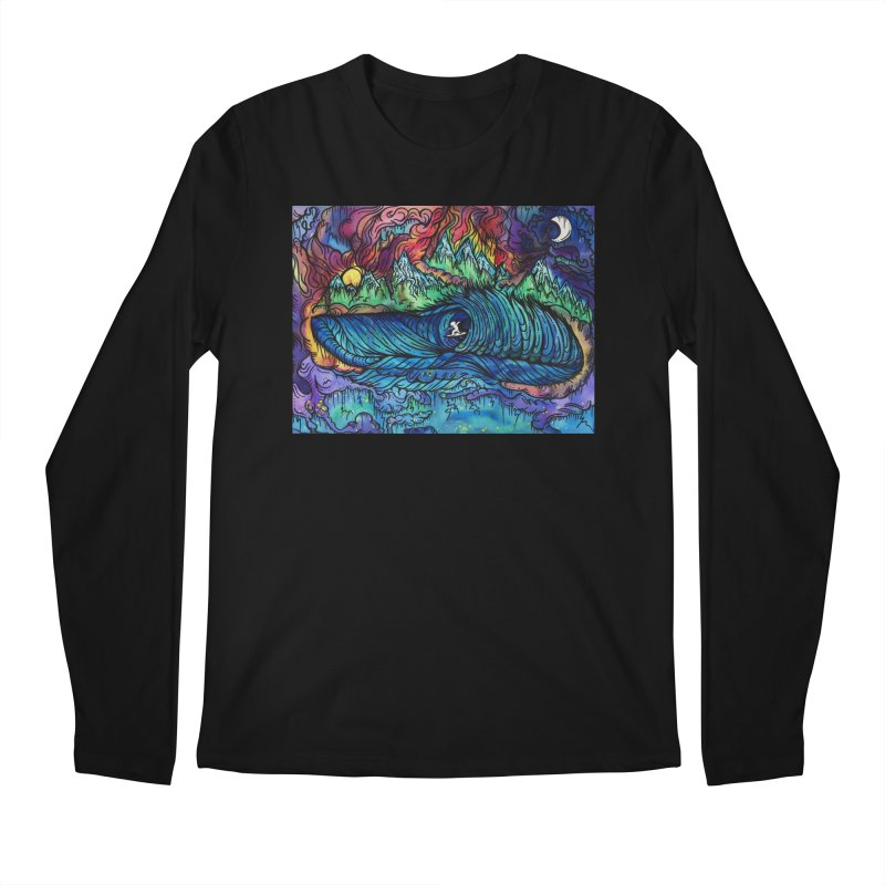 Dreaming  Men's Regular Longsleeve T-Shirt by kimkirch's Artist Shop