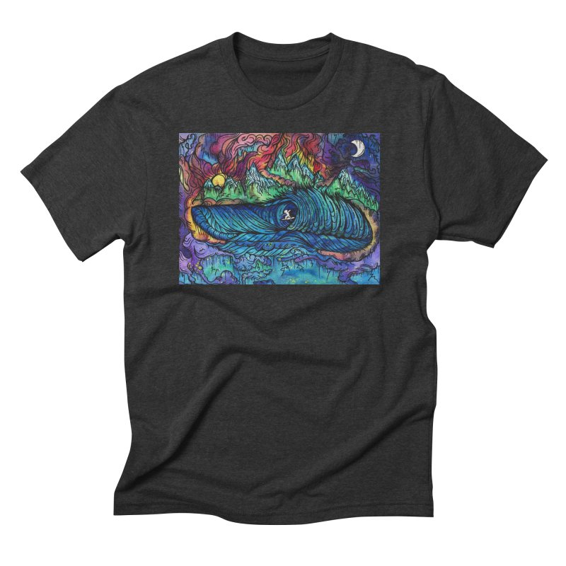 Dreaming  Men's Triblend T-Shirt by kimkirch's Artist Shop