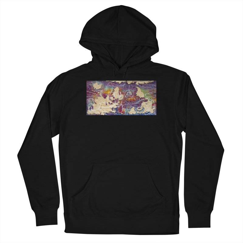 Turn your World upside down Women's Pullover Hoody by kimkirch's Artist Shop