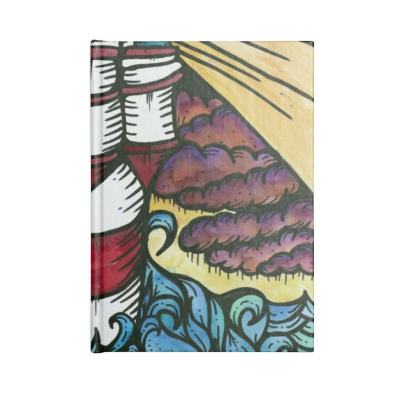 Light house  Accessories Notebook by kimkirch's Artist Shop