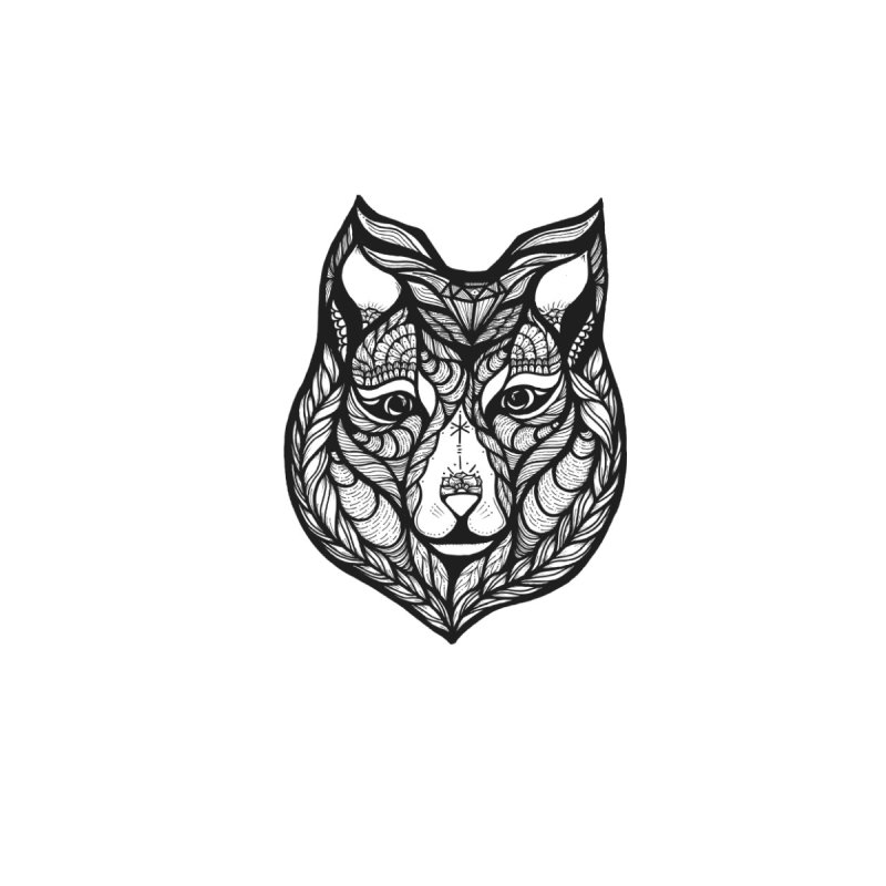 Wolf by kimkirch's Artist Shop