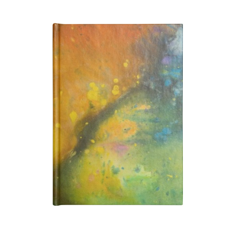 Cosmic Color Accessories Notebook by kimkirch's Artist Shop