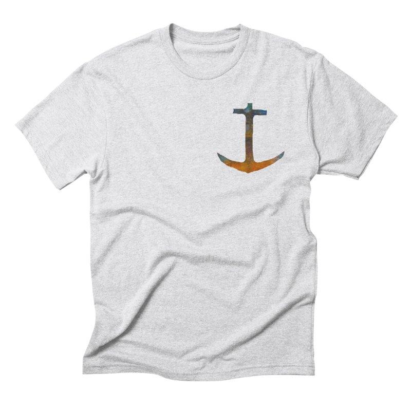 anchor Men's T-Shirt by kimkirch's Artist Shop