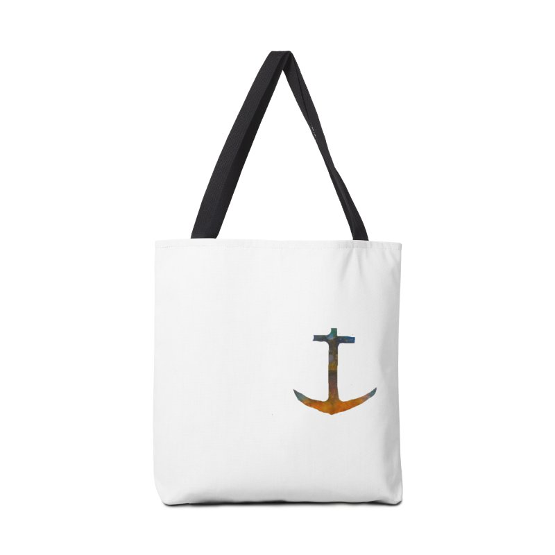 anchor Accessories Tote Bag Bag by kimkirch's Artist Shop
