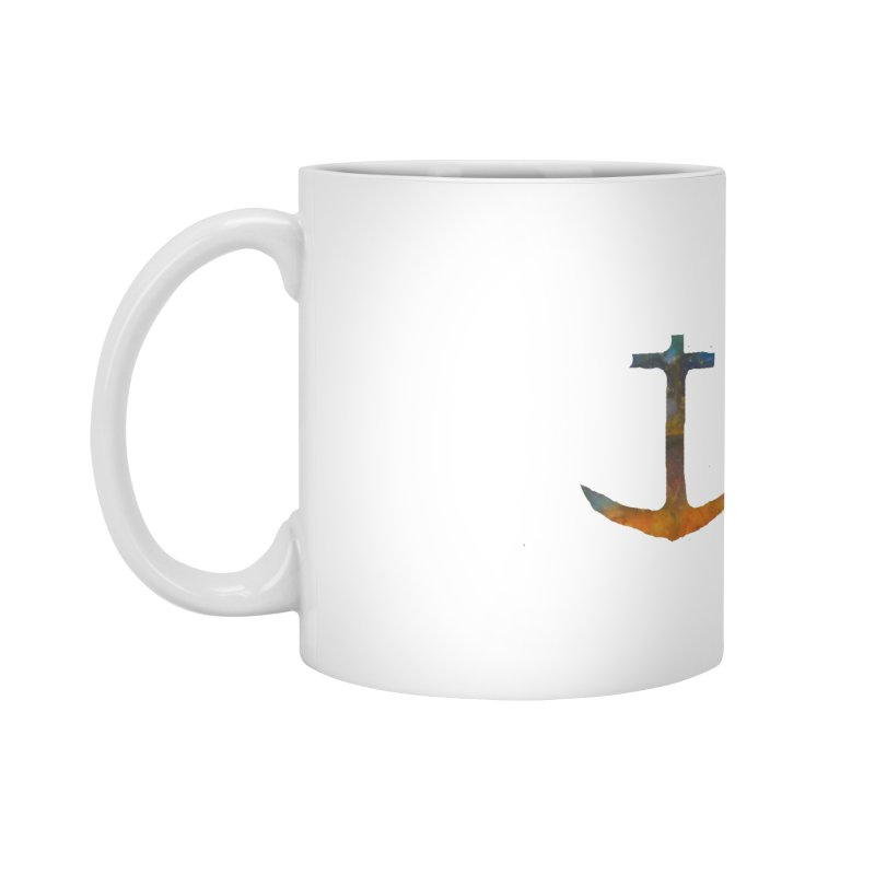 anchor Accessories Standard Mug by kimkirch's Artist Shop