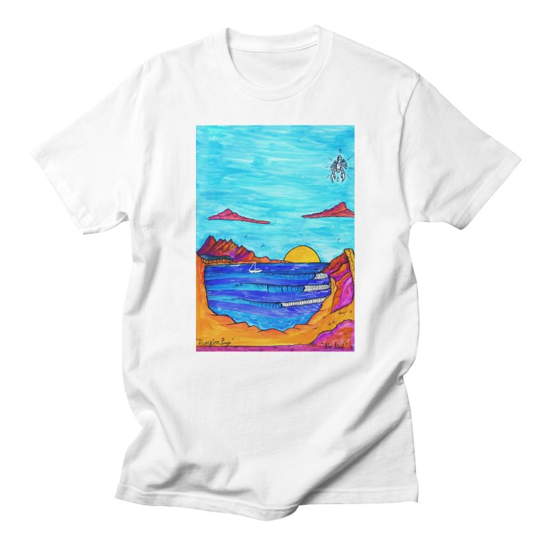 Scorpion Bay Men's T-Shirt by kimkirch's Artist Shop