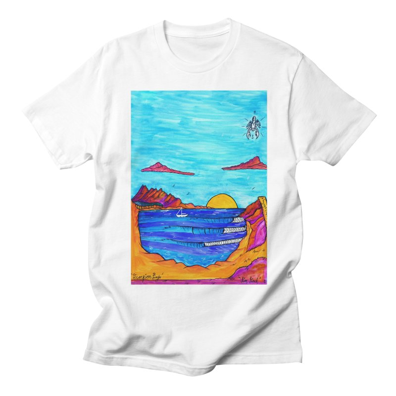 Scorpion Bay Men's Regular T-Shirt by kimkirch's Artist Shop