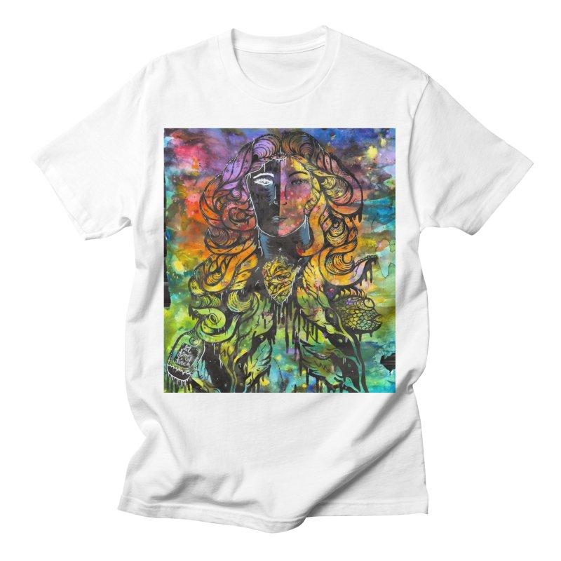 lady Men's T-Shirt by kimkirch's Artist Shop