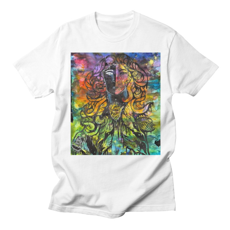 lady Men's T-Shirt by kimkirch's Artist Shop