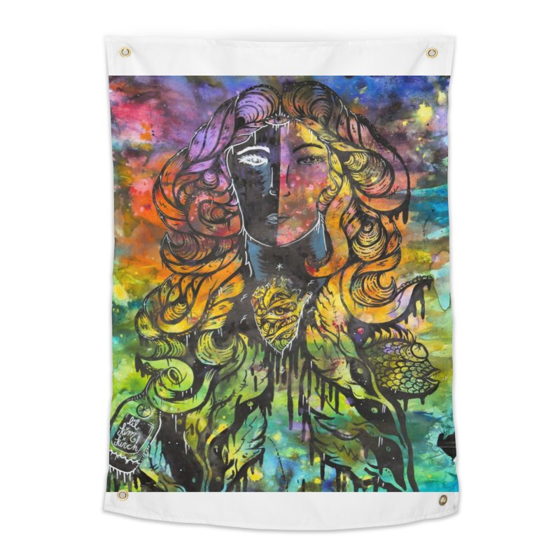 lady Home Tapestry by kimkirch's Artist Shop