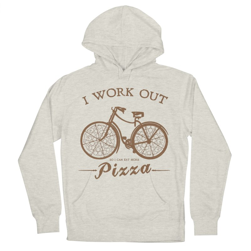 I Work Out Men's Pullover Hoody by kimkong's Artist Shop