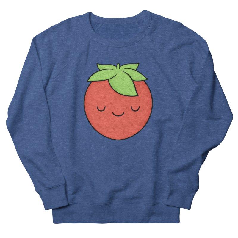 Strawberry Women's Sweatshirt by Kim Vervuurt