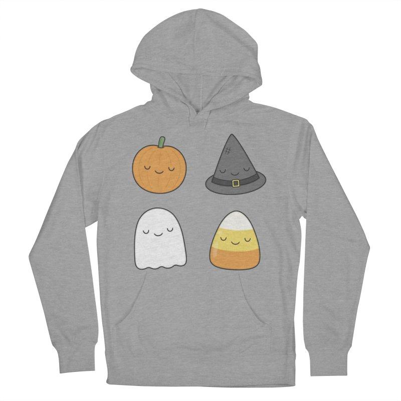 Happy Halloween Women's Pullover Hoody by Kim Vervuurt