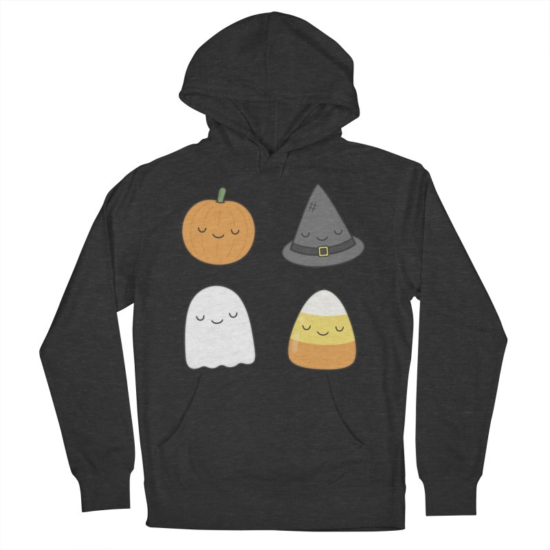 Happy Halloween Men's Pullover Hoody by Kim Vervuurt