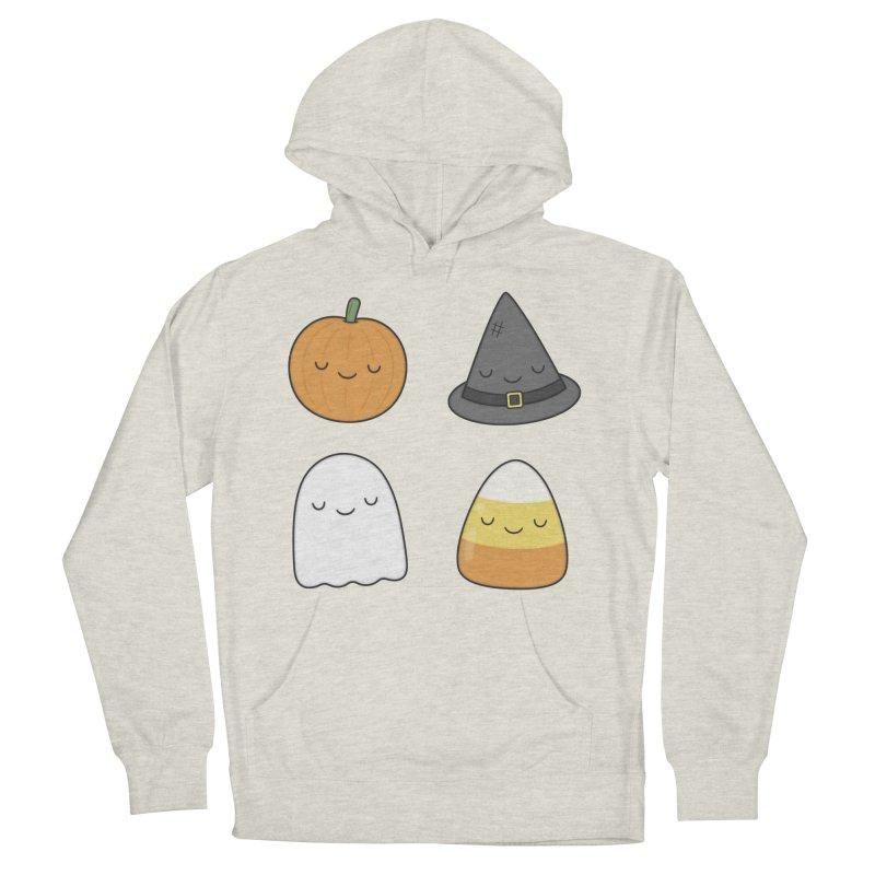 Happy Halloween Men's Pullover Hoody by Kim Vervuurt