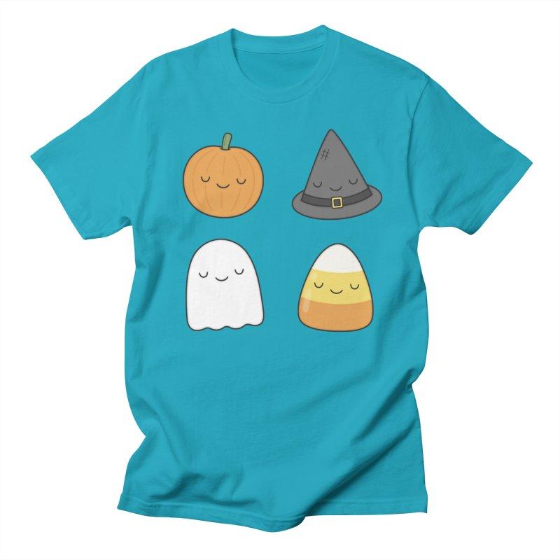 Happy Halloween Men's T-Shirt by Kim Vervuurt