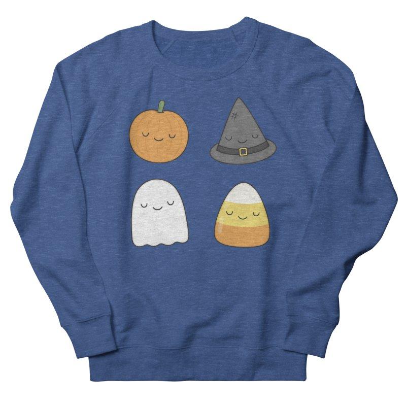 Happy Halloween Men's Sweatshirt by Kim Vervuurt