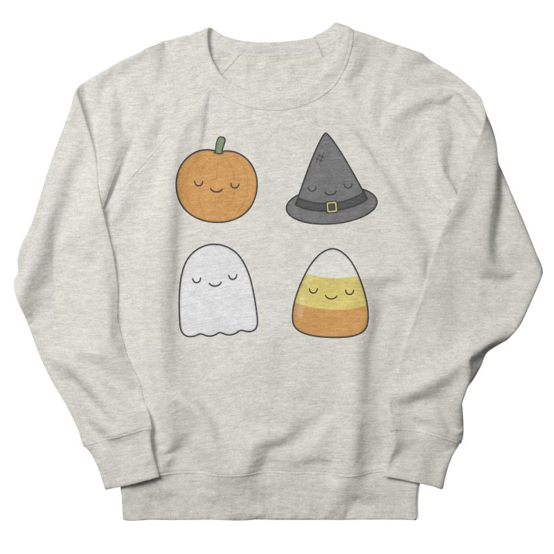 Happy Halloween Men's Sweatshirt by Kim Vervuurt