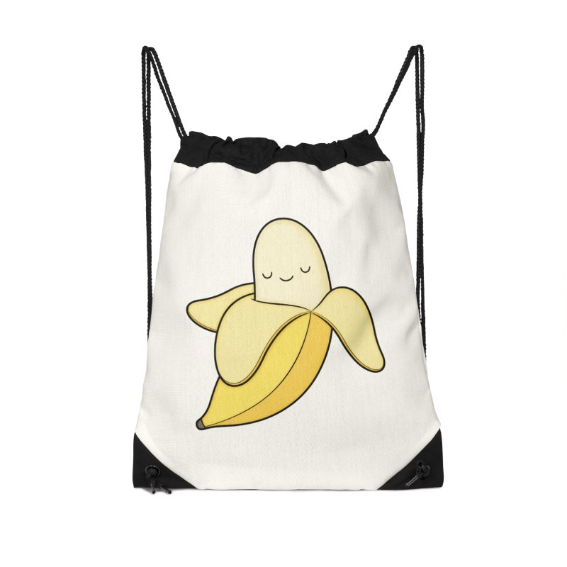 Banana! Accessories Bag by Kim Vervuurt