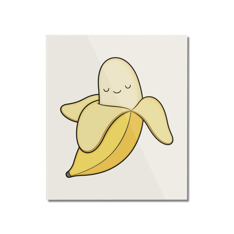 Banana! Home Mounted Acrylic Print by Kim Vervuurt