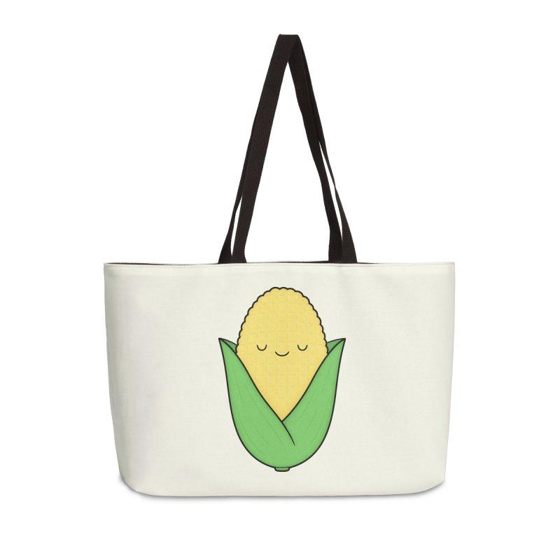 Little Corn Cob Accessories Bag by Kim Vervuurt