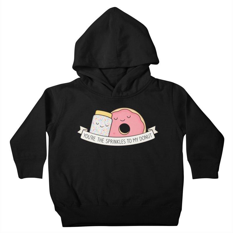 You're the sprinkles to my donut   by Kim Vervuurt