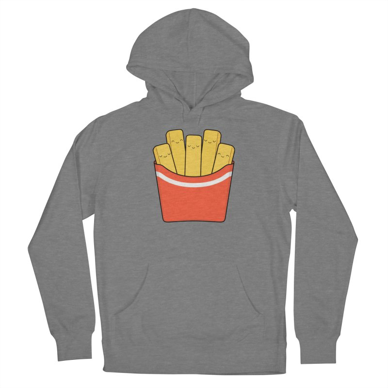 Best Fries Women's Pullover Hoody by Kim Vervuurt