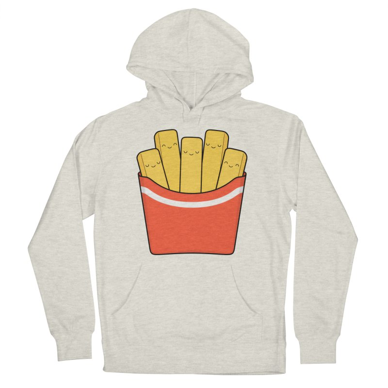 Best Fries Men's Pullover Hoody by Kim Vervuurt