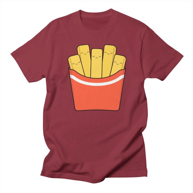 Best Fries Men's T-Shirt by Kim Vervuurt
