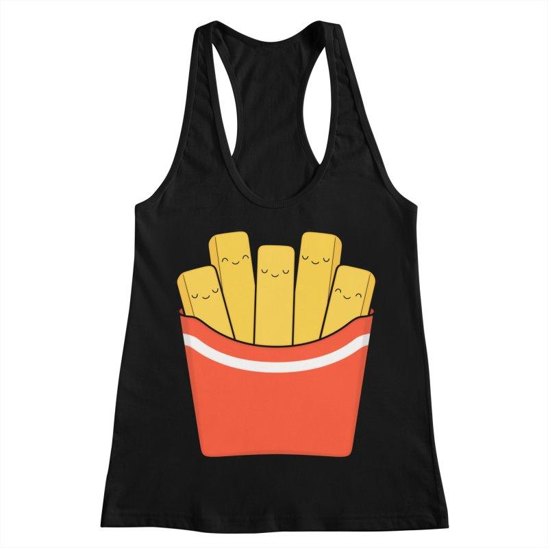 Best Fries Women's Tank by Kim Vervuurt