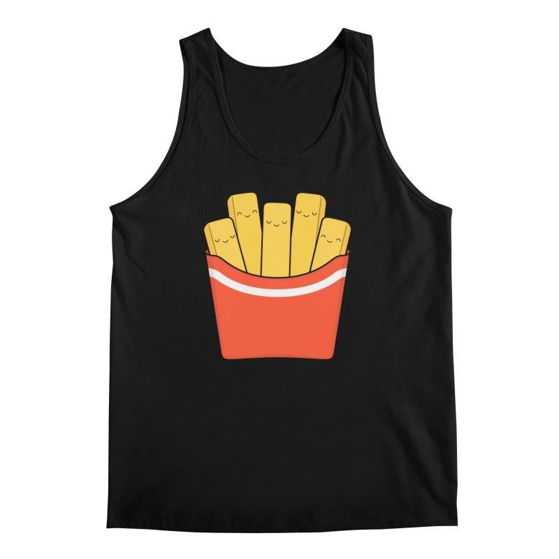 Best Fries Men's Regular Tank by Kim Vervuurt