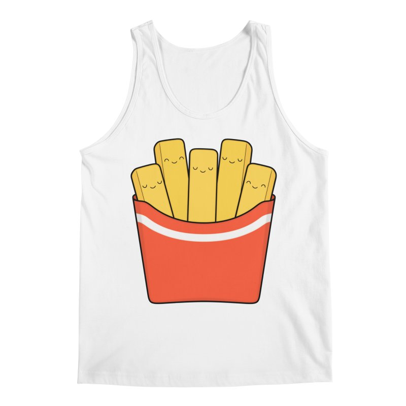 Best Fries Men's Regular Tank by Kim Vervuurt