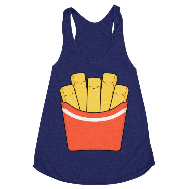 Best Fries Women's Tank by Kim Vervuurt