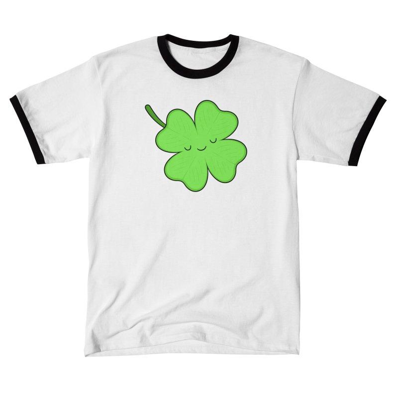 Lucky Clover Women's T-Shirt by Kim Vervuurt