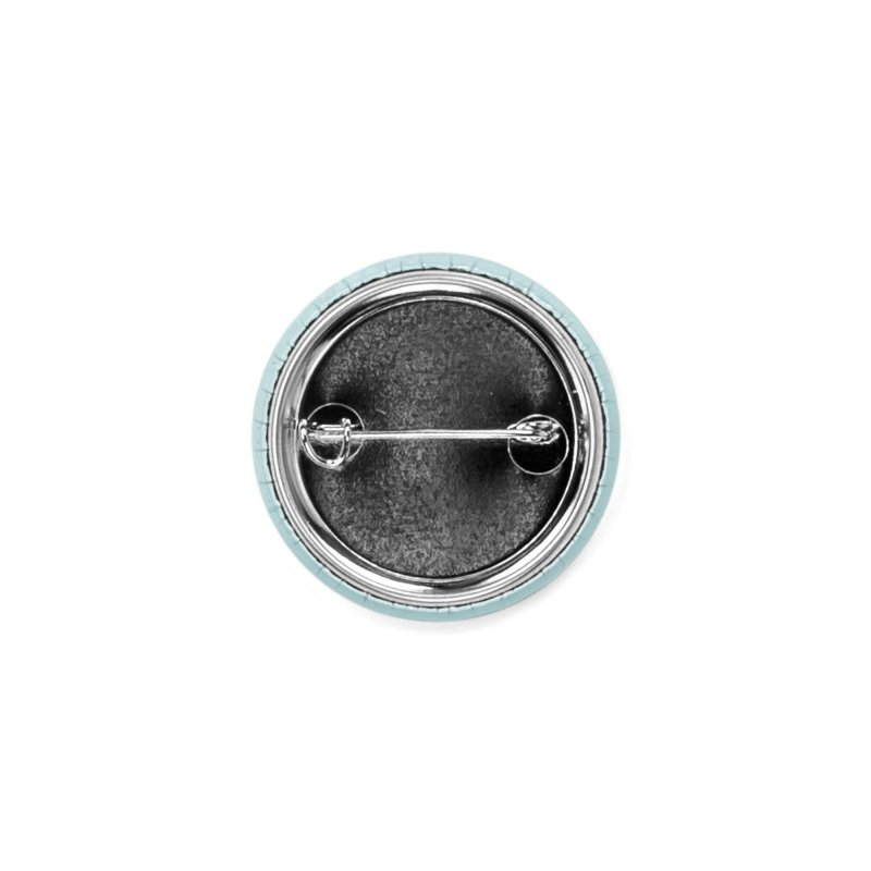 Coffee Loves Donut Accessories Button by Kim Vervuurt