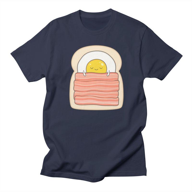 Bed and Breakfast Men's Regular T-Shirt by Kim Vervuurt