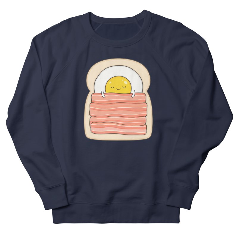 Bed and Breakfast Women's French Terry Sweatshirt by Kim Vervuurt